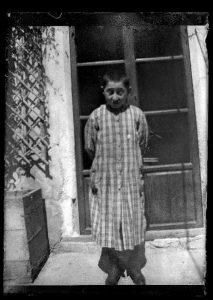Manuel Moxó Ruano, ciezano que según las crónicas superó la enfermedad